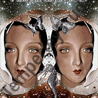 beautiful faces with a nautical feel and seahorse