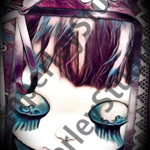 doll gothic blythe