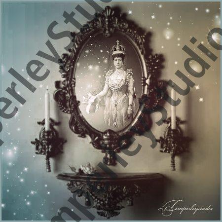 Queen Alexandra of Denmark (king Edward)