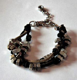 Steampunk bracelets