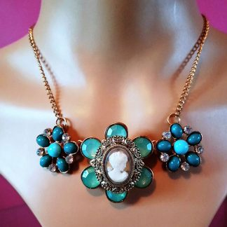 Victorian and Lolita necklaces