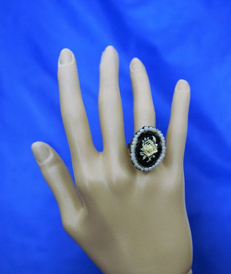 Victorian and Lolila rings