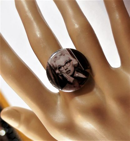 Marilyn Monroe cameo ring