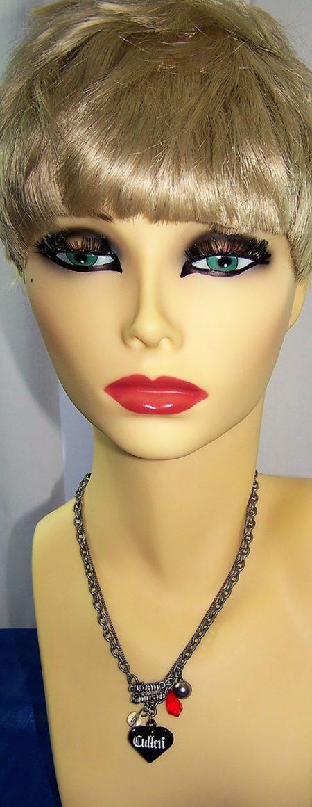 Gothic Lolita twilight necklace