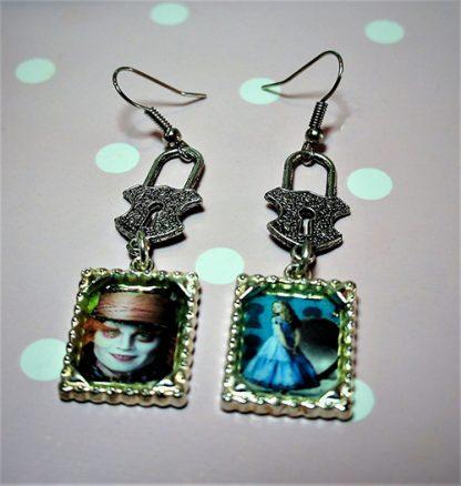 Iconic earrings