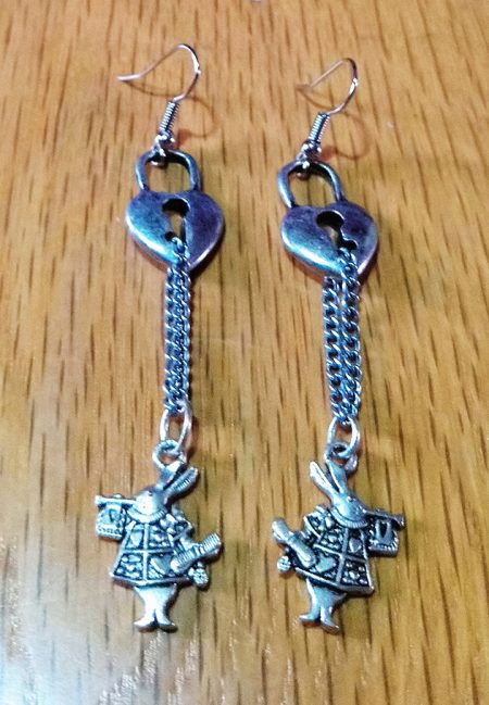 silver-wonderland-rabbit-and-locket-earrings