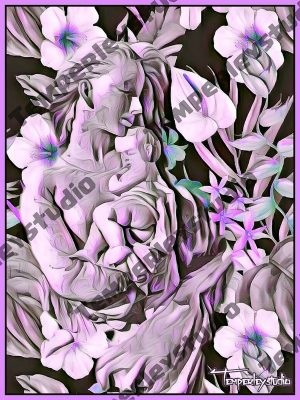 lady and child in Lily dreams