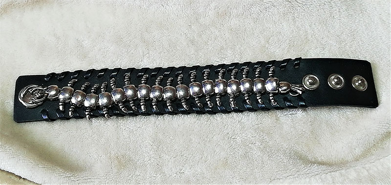 Gothic Harajuku Scorpion bracelet